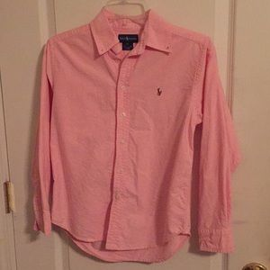 Polo Ralph Lauren Button Down, Sz 12